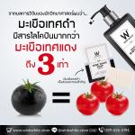มะเขือเทศดำ (Black tomato) คุณประโยชน์ดีๆที่มีในผลิตภัณฑ์ Winkwhite