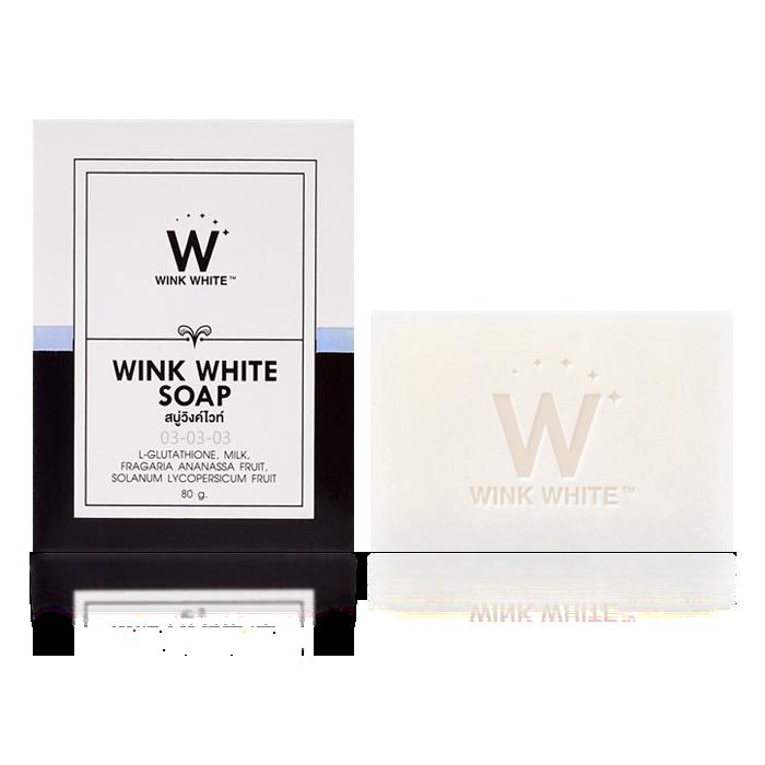 WINK WHITE SOAP สบู่วิงค์ไวท์