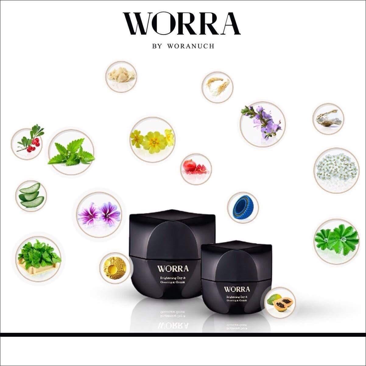 worra by woranuch