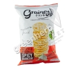 Brown Rice Snack Spicy Barbecue Grainey