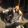 รอกสลิง มิตซูบิชิ ขนาด 3 ตันรอกมือสอง