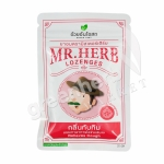 Lozenges Pomegranate - Mr. Herb, OuayUn Osoth