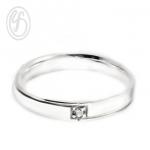 แหวนเงินผู้ชาย เงินแท้ เพชรสังเคราะห์ cz เกรด AAA เหมาะเป็นของขวัญในวันพิเศษ แหวนแมั้น แหวนแต่งงาน