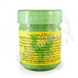 Traditional Thai herbal inhalant (Hong Thai)