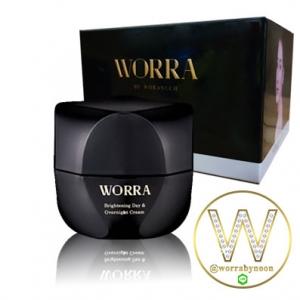 ครีมนุ่น ครีม worra by worranuch 1กระปุก
