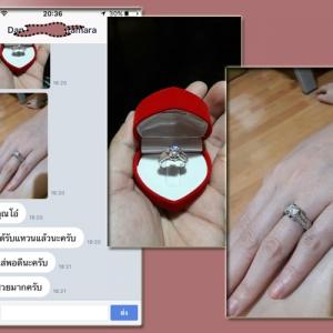 แหวนเพชรสวิส ออกแบบในสไตล์ที่เป็นคุณ