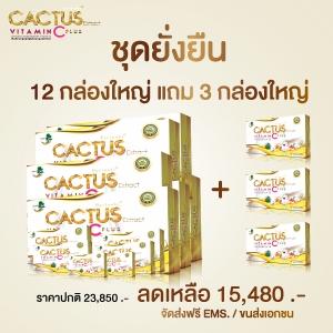 Cactus C Plus ชุดยั่งยืน
