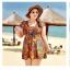 ชุดว่ายน้ำคนอ้วน 2xl สีส้ม สวยมาก ด้านในเป็นกางเกงไม่แยกชิ้น อก 36-40เอว30-38 สะโพก38-44 ยาว 31 นิ้วค่ะ thumbnail 2