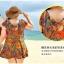 ชุดว่ายน้ำคนอ้วน 2xl สีส้ม สวยมาก ด้านในเป็นกางเกงไม่แยกชิ้น อก 36-40เอว30-38 สะโพก38-44 ยาว 31 นิ้วค่ะ thumbnail 3