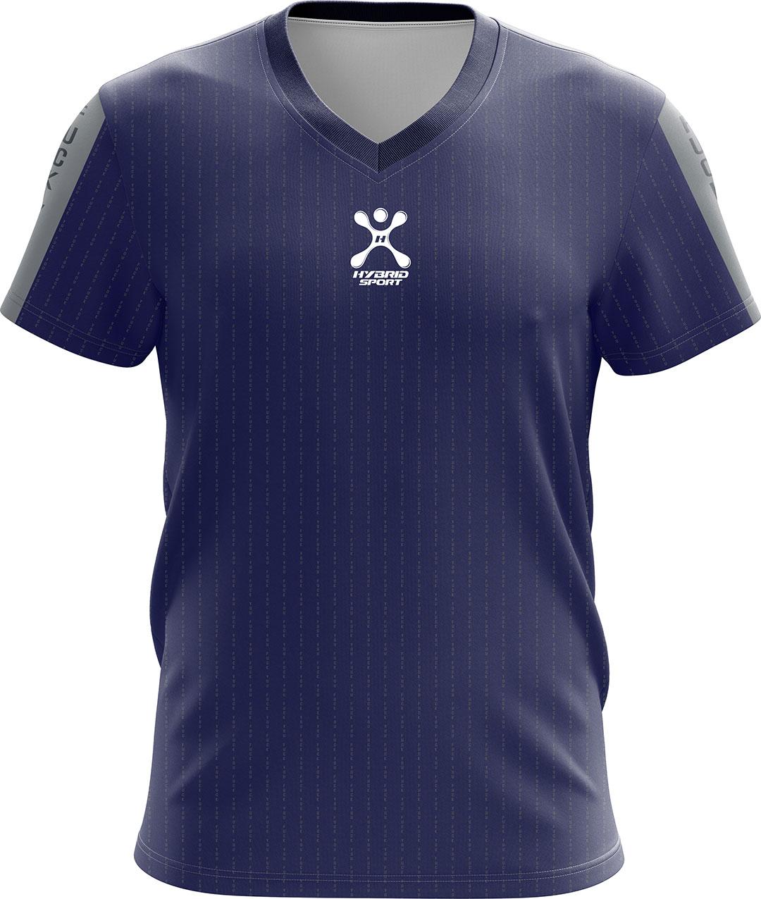 เสื้อ Hybrid Sport รุ่น'' NEW Fxxk You''Limited Edition สีกรมท่า / Navy