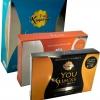 อาหารเสริมลดน้ำหนัก (ยาลดความอ้วน) ยูสลิม ชุดทดลอง 3 กล่อง
