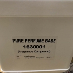 Pure Perfume Baes 1kg. 004359
